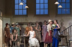 Wolfgang Amadeus Mozart: Le nozze di Figaro - Anna Prohaska (Susanna), Anett Fritsch (La Contessa Almaviva) - Salzburger Festspiele 2016 (foto © Salzburger Festspiele/Ruth Walz)