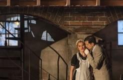 Wolfgang Amadeus Mozart: Le nozze di Figaro - Anna Prohaska (Susanna), Luca Pisaroni (Il Conte Almaviva) - Salzburger Festspiele 2016 (foto © Salzburger Festspiele/Ruth Walz)