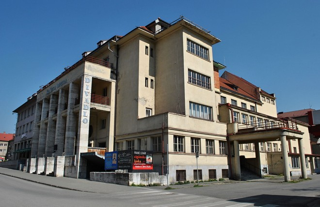 Státní opera Banská Bystrica (zdroj sk.wikipedia.org/Patrik Kunec)