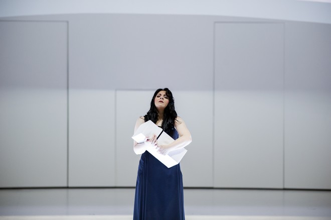 Charles Gounod: Faust - Maria Argesta (Marguerite) - Salzburger Festspiele 2016 (foto Salzburger Festspiele/Monika Rittershaus)