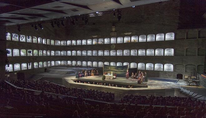 W.A.Mozart: Così fan tutte - Salzburger Festspiele 2016 (foto © Salzburger Festspiele / Ruth Walz)