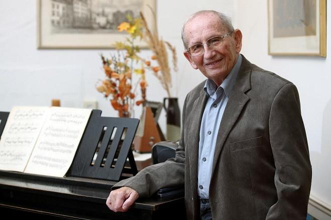 Jindřich Duras (foto Zdeněk Vaiz)