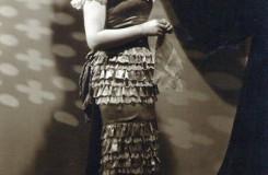B. Smetana: Dvě vdovy - Štěpánka Jelínková (Karolina) - Zemské divadlo Brno 1936 (foto Skácel Brno)