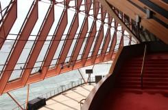The Sydney Opera House - foyer (foto archiv)