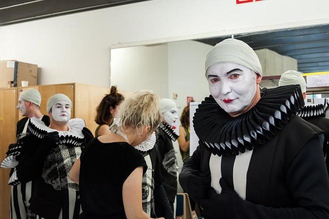 Franco Faccio: Amleto - Bregenz 2016 - ze zákulisí zkoušek (foto Martina Kritznerová)