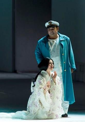 Giacomo Puccini: Madama Butterfly - San Carlo Opera Festival 2016 (foto Francesco Squeglia/Teatro San Carlo)