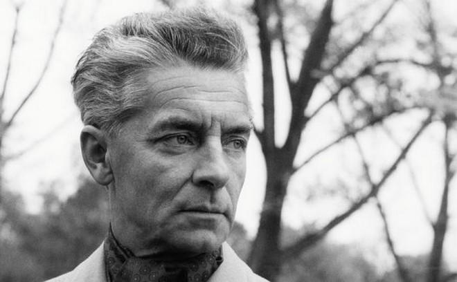 Herbert von Karajan (foto archiv autora)