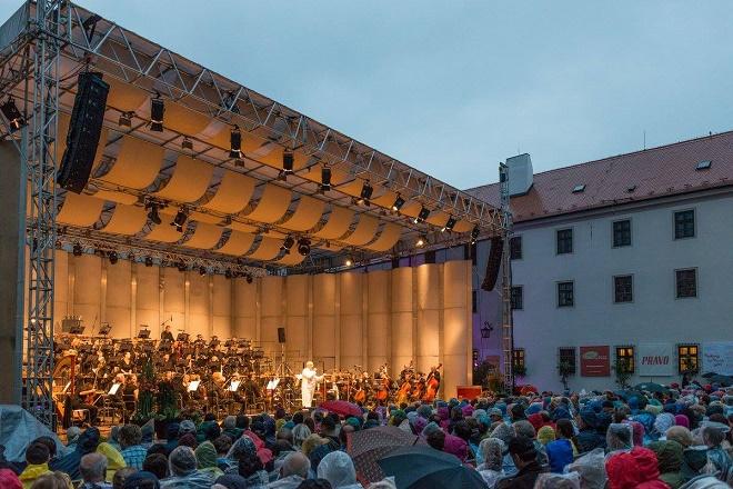 Hudební festival Špilberk 2015 (facebook HFŠ)