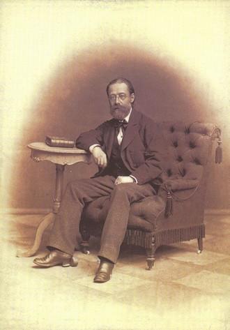 Bedřich Smetana - fotografie od Jana Mulače (zdroj cs.wikipedia.org)