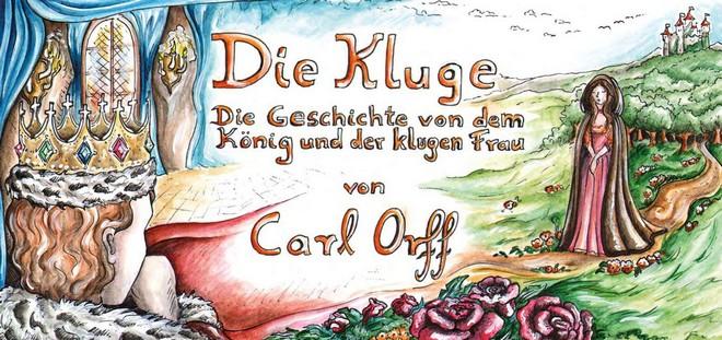 Carl Orff: Die Kluge (zdroj orff-zentrum.de/© Enya Obert)