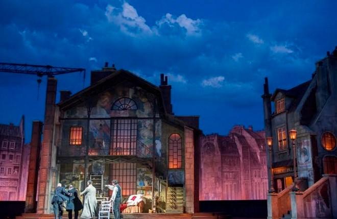 Giacomo Puccini: La bohème - Festival Puccini Torre del Lago 2016 (foto FB Festival Puccini Torre del Lago)