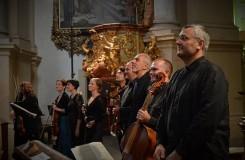 Musica Florea a basbarytonista Markus Flaig na Kuksu