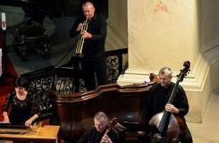 Musica Florea a Marek Štryncl - Hudební léto Kuks 2016 (zdroj FB Hudební léto Kuks)