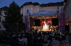 Donizettiho Marie Stuartovna pod širým nebem v Banské Bystrici