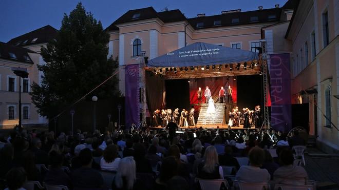 Gaetano Donizetti: Maria Stuarda - Operalia Banská Bystrica 2016 (foto Jozef Lomnický)