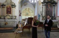 Harmonická elegie v kostele sv. Mořice na Mouřenci u Annína