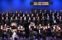 V Brně zahájili nový ročník Mezinárodního hudebního festivalu Špilberk, na programu byl Dvořák a Orff