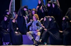 Islamista Klingsor, Kundry v burce, uprchlíci. Nový Parsifal v Bayreuthu