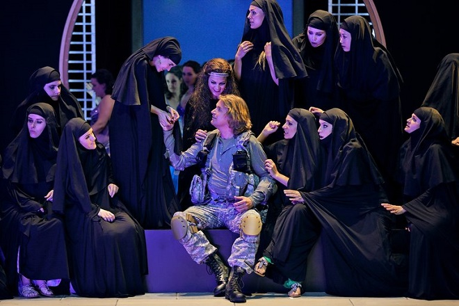 R.Wagner: Parsifal - Bayreuther Festspiele 2016 (foto © Enrico Nawrath)