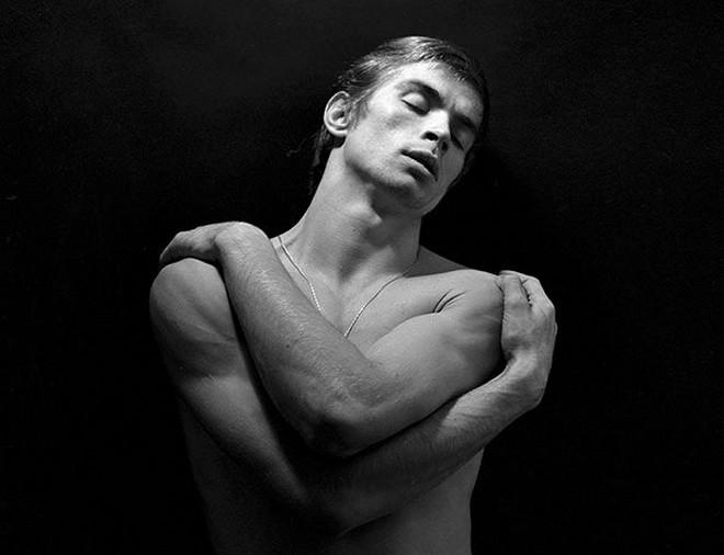 Rudolf Nurejev (foto Cecil Beaton)