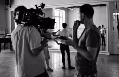 Rudolf Nureyev - Dance to Freedom - Artem Ovcharenko (foto BBC archív Artema Ovcharenka)