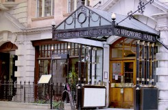 Další ze slavných koncertních síní světa: londýnská Wigmore Hall