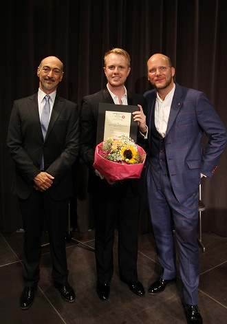Cestiho sútaž 2016 - Alessandro De Marchi, Morgan Pearse, Sebastian Schwarz- Innsbrucker Festwochen der Alten Music 2016 (foto © Flatz)