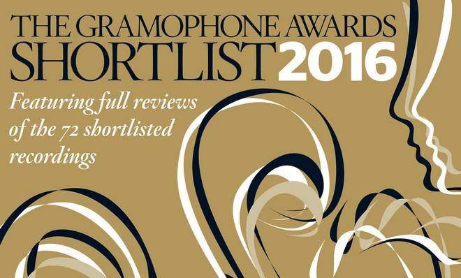 The Gramophone Awards 2016 (foto archiv autora)