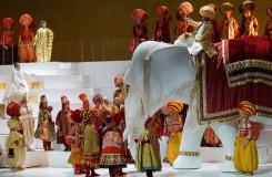 Hvězdná hodina hudebního divadla. Straussova Danae v Salcburku