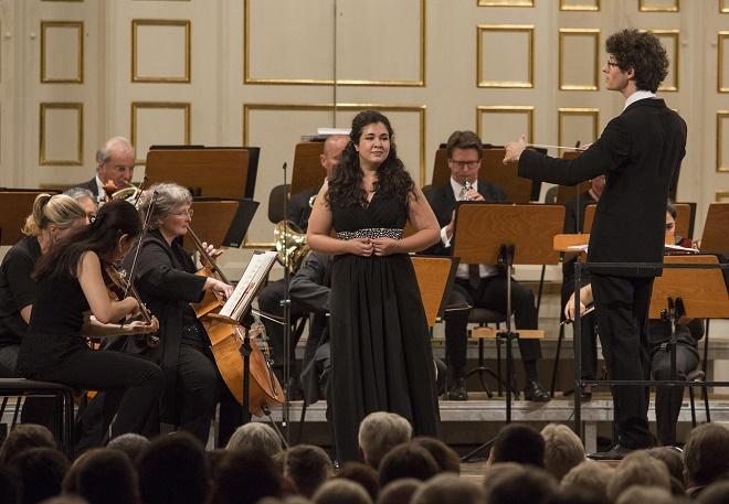 Award Concert Weekend 1 - Albina Latipova, Ciarán McAuley, Camerata Salzburg - Salzburger Festspiele 2016 (foto © Salzburger Festspiele / Marco Borrelli)