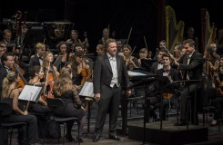 Orchester zu Gast - Christian Gerhaher, Philippe Jordan, Gustav Mahler Jugendorchester - Salzburger Festspiele 2016 (foto © Salzburger Festspiele / Marco Borrelli)