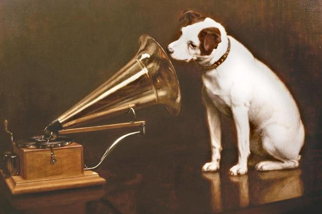 His masters voice (ilustrační foto)