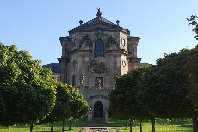 Kostel Nejsvětější Trojice Kuks (zdroj pixabay.com)
