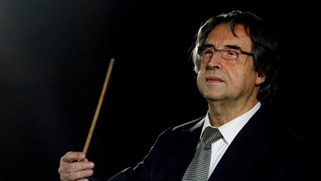 Riccardo Muti (foto archiv autora)