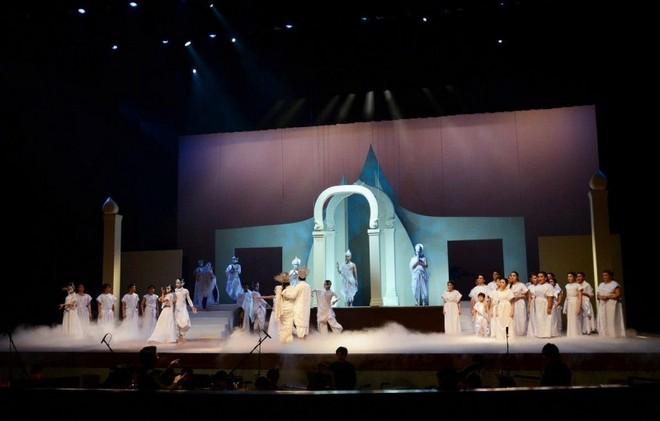 Somtow Sucharitkul: The Silent Prince - Opera Siam (promo foto)