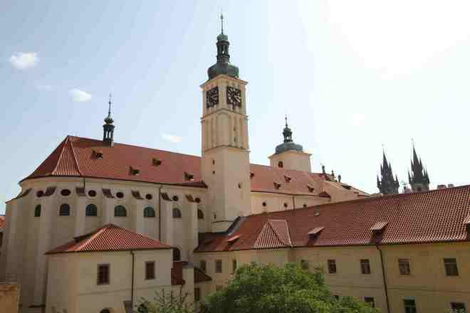 Bazilika sv. Jakuba v Praze (zdroj praha.minorite.cz)