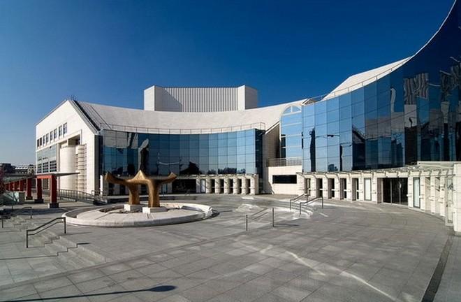 Slovenské národní divadlo - nová budova (zdroj snd.sk)