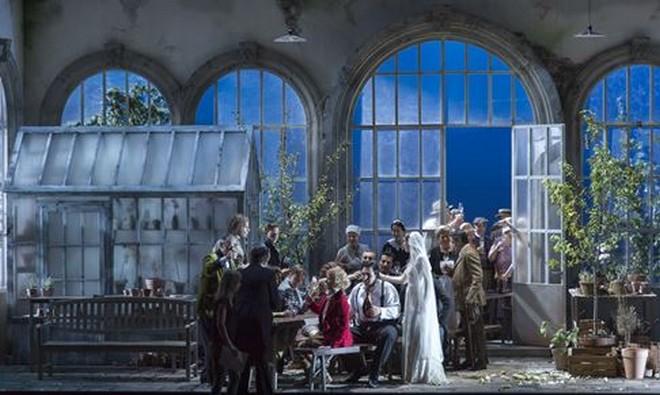 Wolfgang Amadeus Mozart: Le nozze di Figaro - Salzburger Festspiele 2016 (foto © Salzburger Festspiele/Ruth Walz)
