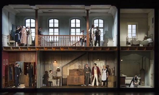 Wolfgang Amadeus Mozart: Le nozze di Figaro - Salzburger Festspiele 2016 (foto © Salzburger Festspiele / Ruth Walz)
