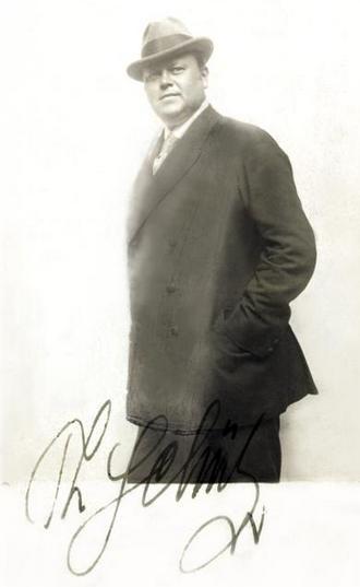 Theodor Schütz (foto archiv ND Praha)