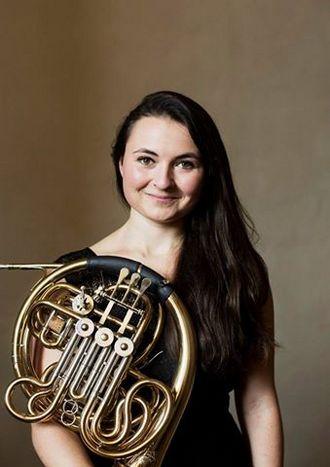 Kateřina Javůrková (zdroj FB Internationaler Musikwettbewerb der ARD München)
