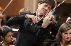 Zahajovací koncert 121. sezony České filharmonie - Joshua Bell - Rudolfinum Praha 2016 (foto Petra Hajská)