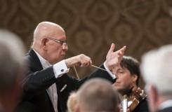 Zahajovací koncert 121. sezony České filharmonie - Jiří Bělohlávek - Rudolfinum Praha 2016 (foto Petra Hajská)
