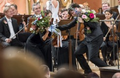 Zahajovací koncert 121. sezony České filharmonie - Joshua Bell, Česká filharmonie - Rudolfinum Praha 2016 (foto Petra Hajská)