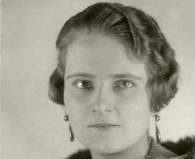 Ada Nordenová (foto archiv ND Praha)