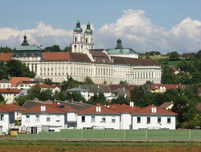 Klášter St. Florian (zdroj de.wikipedia.org)