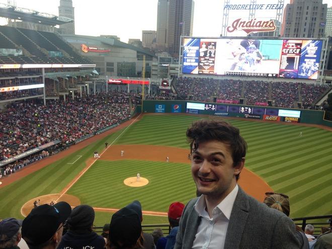 Baseball - sportovní stadiony jsou dobrou sondou do americké společnosti (foto archiv autora)