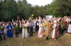 Fotoreportáž: V pražské Šárce se letos hrály Smetanovy Dvě vdovy