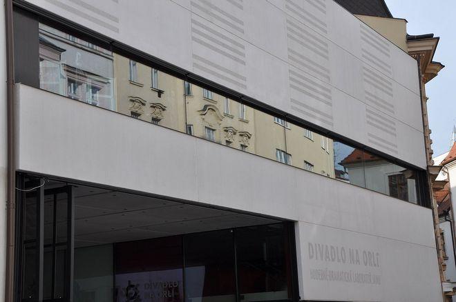 Divadlo na Orlí Brno (zdroj commons.wikimedia.org/Ben Skála, Benfoto)