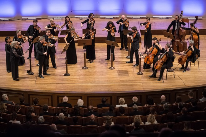 Dvořákova Praha 2016 - Zurich Chamber Orchestra - Rudolfinum Praha 2016 (foto Martin Divíšek/Dvořákova Praha)